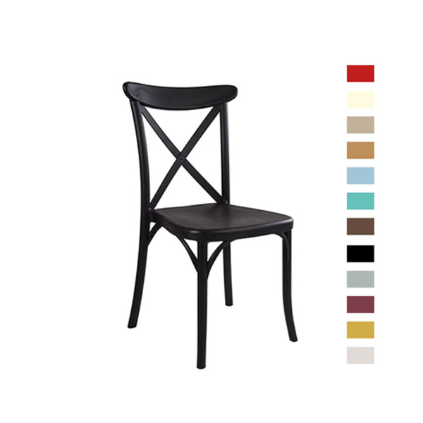 Capri X Back Stacking Visitor Office Cafe Restaurant Outdoor Chair