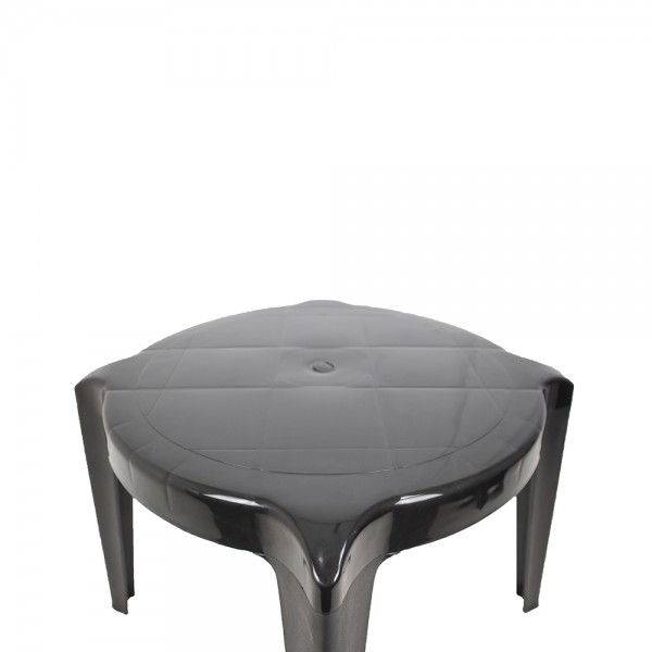 Monoblock Side Coffee Table Indoor & Outdoor Use UV Resistant Poly