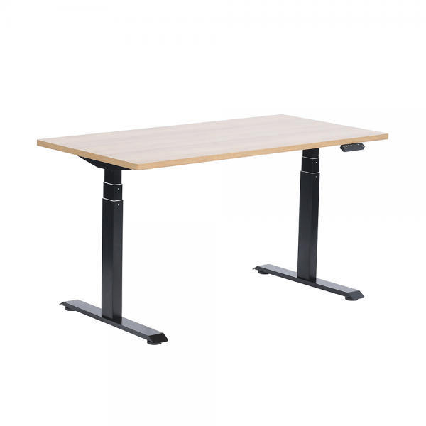 Ergo-Rise II Dual Motor 120kg Rated Electric Sit Stand Desk Frame + Optional Top