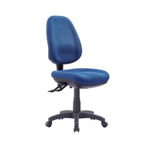 Express P350H Blue Fully Ergonomic High Back Office Chair