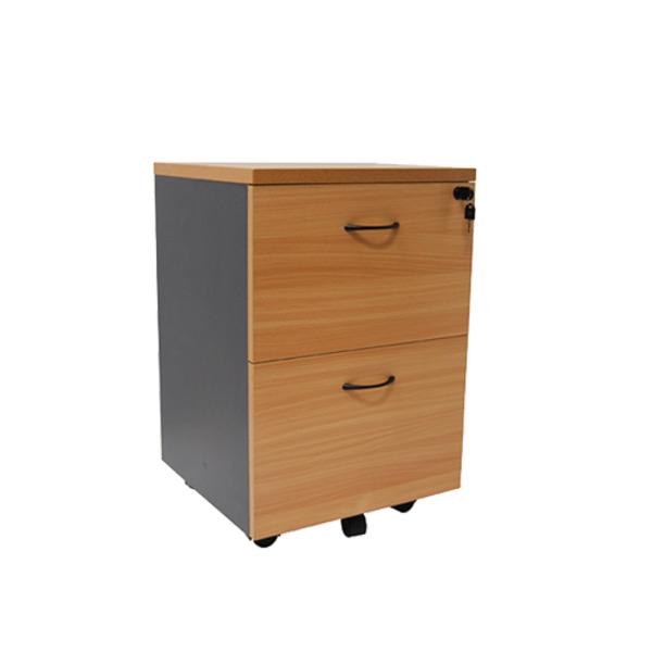 Origo Mobile Cabinet 2 File Drawers