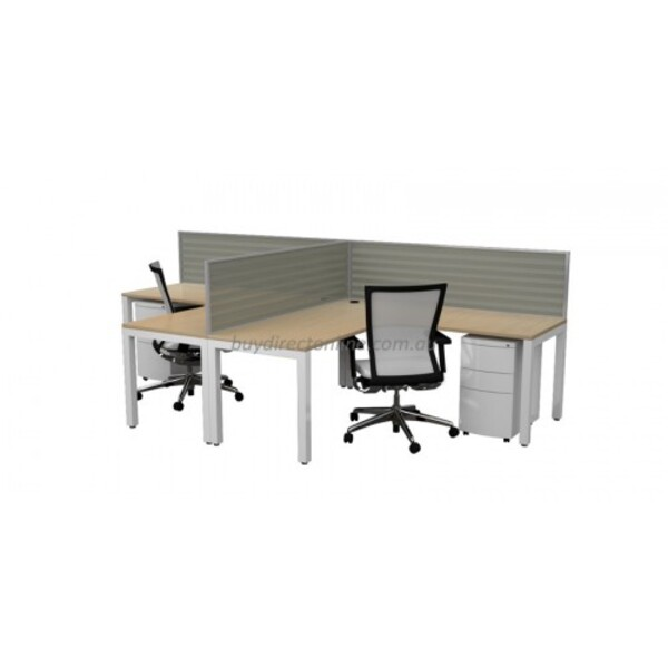 Cubit Corner Workstation Desk, Office, Home