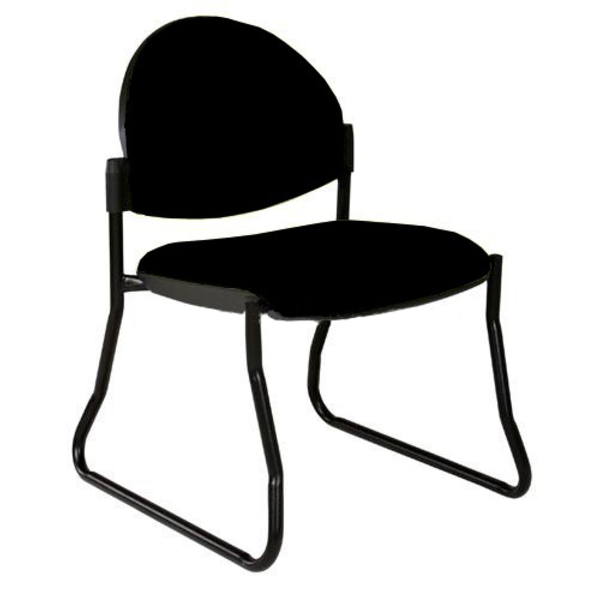 Metro Visitor, Meeting Chair, Sled base - Australian Made Product