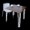 Backgammon Chair