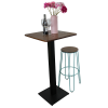 Barette Counter Barstool - Gloss