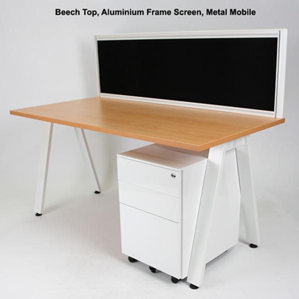 Venus V Shaped Legs Office Home Desk