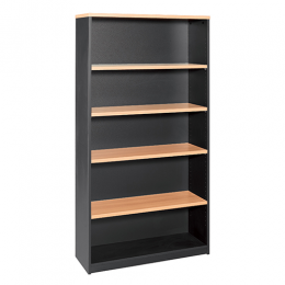 OM Office Bookcase 1800mm Height