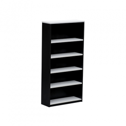 OM Office Bookcase 1500mm Height