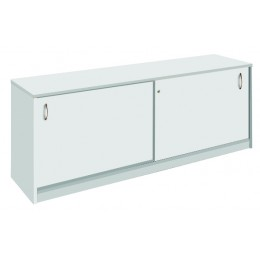 Grey OM Office Sliding Door Buffet
