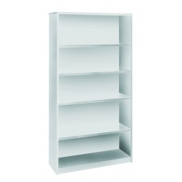 Grey OM Office Bookcase