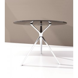 Forza Glass Meeting Table