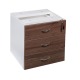 OM Premier 3 Drawers Fixed Desk Pedestal