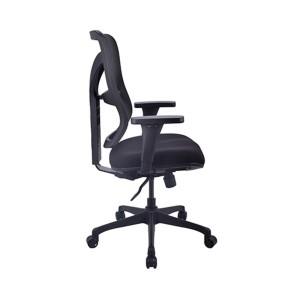 Platinum Series Black 50/50 Full Mesh High Back Office Chair