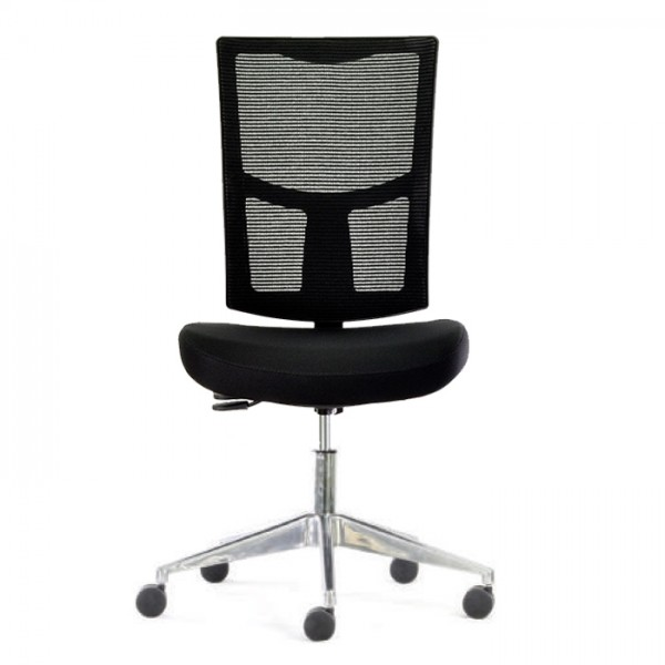 Urban Mesh Chair Fully Ergonomic Task Seating Alloy Base Optional Arms 160kg Rated