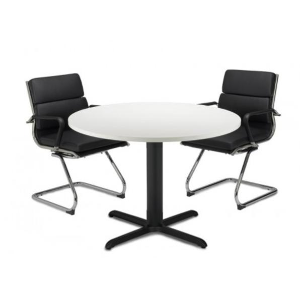 Origo Cast Iron Star Base Meeting Table