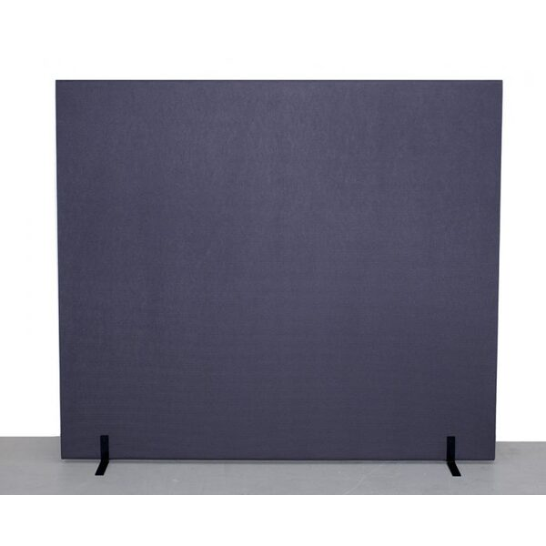 Office Partitions Acoustic Free Standing Divider Screens Optional Removable Feet