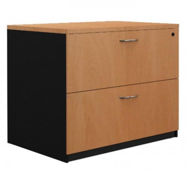 Origo Lateral 2 Drawer Filing Cabinet Storage