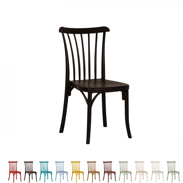 Gozo Chair Visitor Office Cafe Restaurant Indoor & Outdoor Chairs