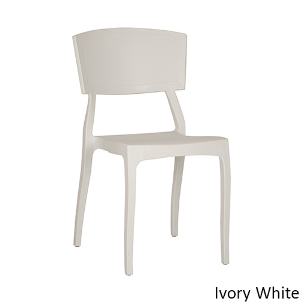 Orient Stacking Visitor Office Cafe Restaurant Indoor & Outdoor Chair
