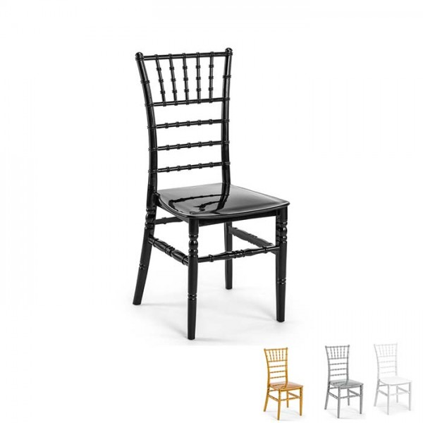 Tiffany Stacking Visitor Office Cafe Restaurant Wedding Outdoor Chair