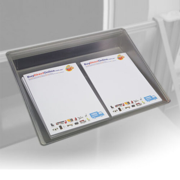 A4 Paper Document Tray Shelf for Desk Mounted Screen