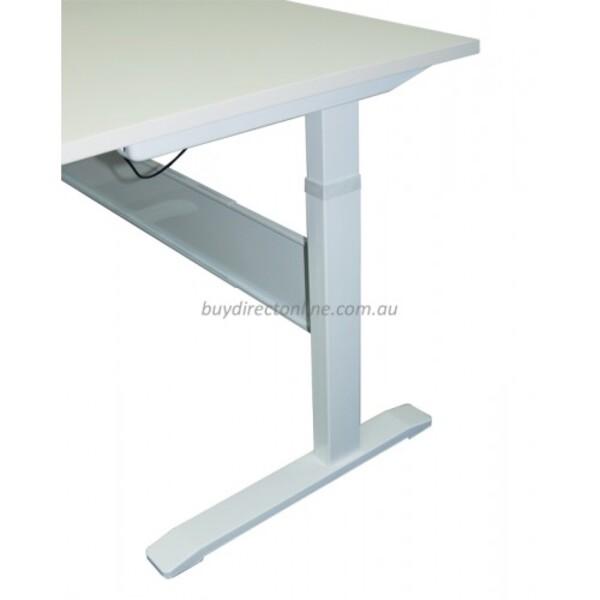 Ergo-Rise Electric Sit Standing Desk - Custom Top Size