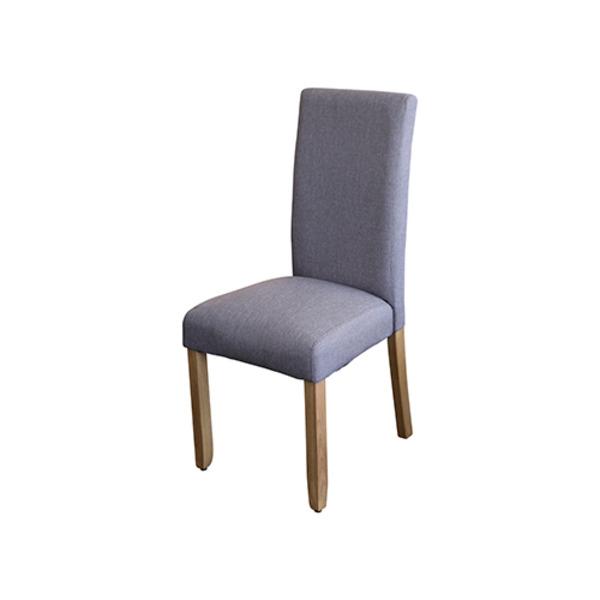 Ashton Fabric & Timber Leg Dining Chair