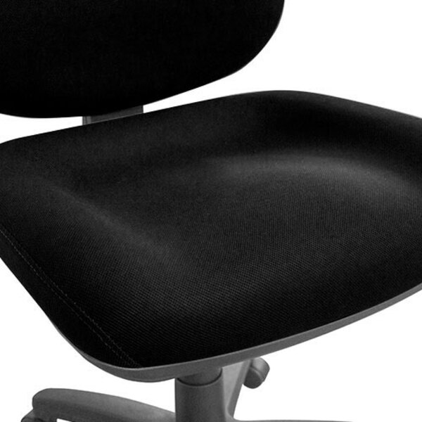 Express TR600 Deluxe Fully Ergonomic Task Chair 150kg Heavy Duty with Adjustable Arms
