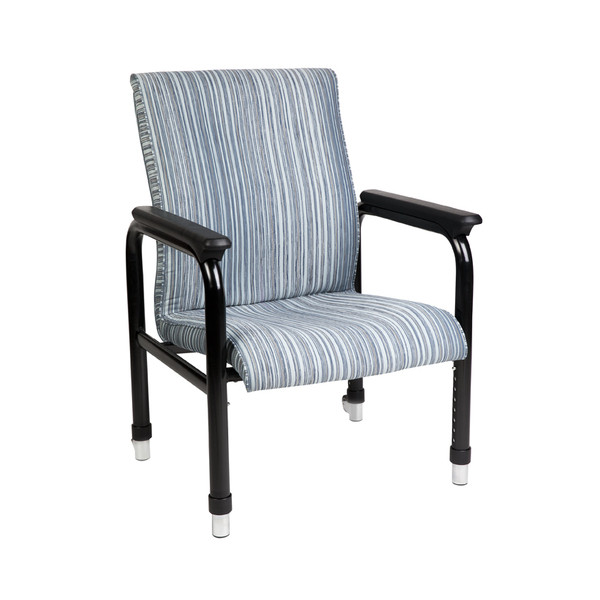 Vincenzo Bariatric Chair Healthcare Seating 250kg Rated - Low Back