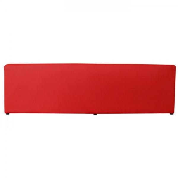 Ottoman Bench Seat Vinyl PU Long Ottomans