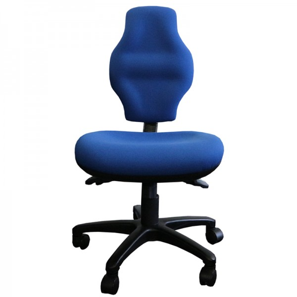 Police Chair - Back Rest Designed / Shaped for Police Officer Use - The Only Official & Genuine Tested & Approved Police Chair