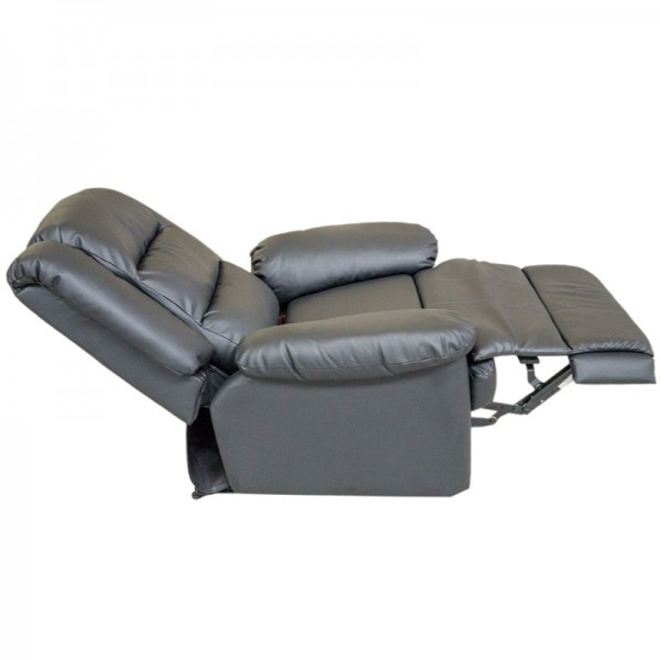 Comfortline Recliner Lounge Chair Recline & Lock Footrest