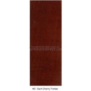 Origo Corner Office Desk Workstation - Dark Cherry - 1800