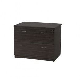 First Office Idea Lockable Lateral Filing Cabinet 2 Drawers