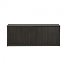 First Office Idea Lockable Sliding Door Credenza