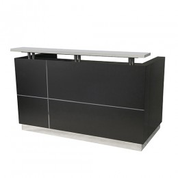 Ariel Reception Counter (Graphite)