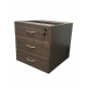 Fixed Hanging Drawers 3 Personal  + $135.00