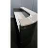Zenith Curved Office Reception Counter Desk