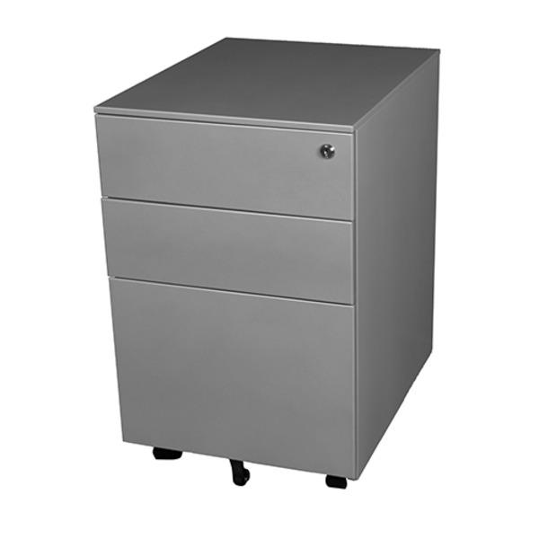 Steelco Metal Trimline Mobile Drawer Pedestal