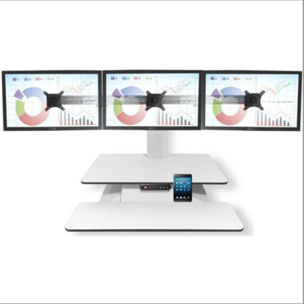 Standesk Electric Height Adjustable Sit Stand Desk Addition