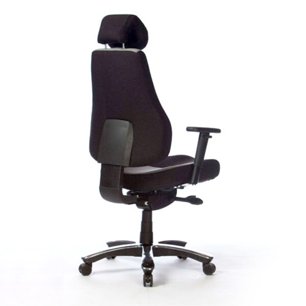 Ranger Office Chair 24 Hour Multi Shift Seating Heavy Duty 160kg Weight Tested