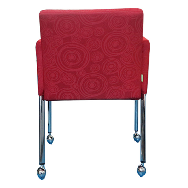 Boxer Tub Chair Mobile Meeting Visitor Seat *Special Clearance Price*