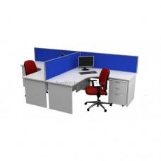 Origo Workstations with screens
