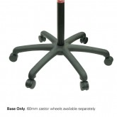 6 Point Star Plastic Chair Base