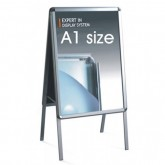 Double Sided Display Frame - A1 Size