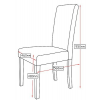 Tennyson Dining Table & Palermo Dining Chair Combo