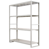 Long Span Upright Shelving