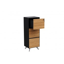 Novara 3 Drawer Filing Cabinet