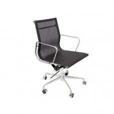 Mesh Executive Office Chair, Chrome Base - WM600