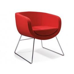 Splash Cube Lounge Chair
